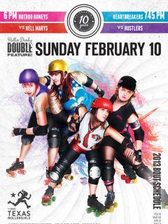 Austin Photo Set: Events_Roller Girls_Austin Convention Center_Feb 2013