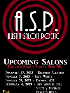 Austin Photo Set: Austin Salon Poetic_Headhunters_Feb 2013
