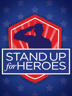 Stand Up for Heroes Luncheon