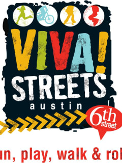 Viva! Streets Festival Sixth Street Austin, Tx
