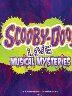 Scooby Doo Live Musical Mysteries at Frank Erwin Center