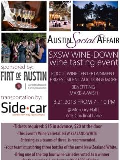 Austin Photo Set: events_SXSW Wine Down_Mercury Hall_March 2013