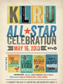 KLRU All-Star Celebration at Moody Theater
