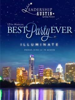 Leadership Austin's Best Party Ever June 2013