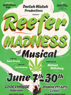 Reefer Madness the Musical poster