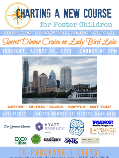 Charting a new course for foster children of Adoption Coalition of Texas
