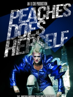 Peaches Does Herself movie poster
