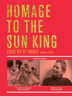 Ars Lyrica Houston Homage to the Sun King