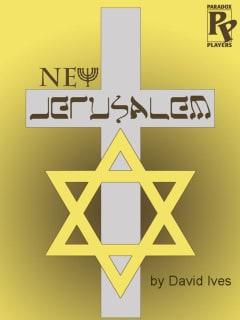 New Jerusalem play poster