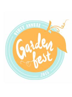 GardenFest 2015