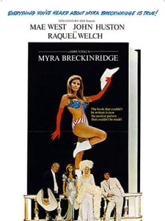 poster for film Myra Breckinridge
