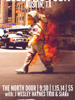 poster for Eclectic Tuba at North Door