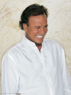 singer Julio Iglesias