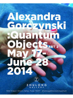 Zhulong Gallery presents Alexandra Gorczynski