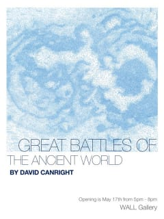 Wall Gallery presents David Canright