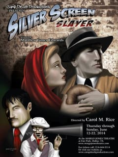 Camp Death Productions presents Silver Screen Slayer