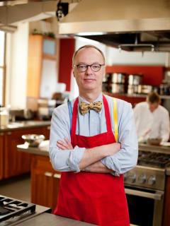 Christopher Kimball America's Test Kitchen