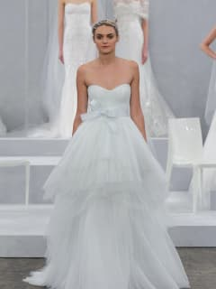 Monique Lhullier Collection Dress bride bridal gown wedding gown