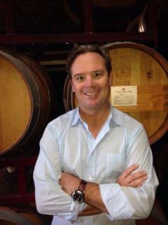Wine tasting event with racing legend Jimmy Vasser of V12 Vineyards