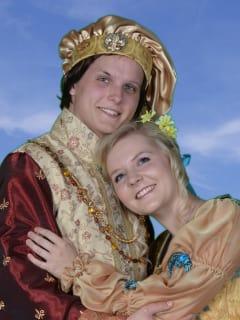Dallas Children's Theater presents Rapunzel