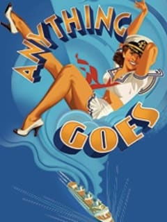 Gexa Energy Broadway at the Hobby Center presents Anything Goes