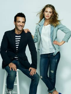 George Kostiopoulous and model for Gap