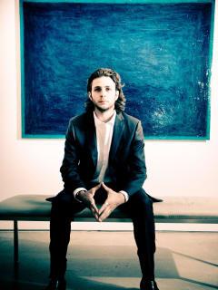 Justin Garcia art opening reception: 7:Unlayered
