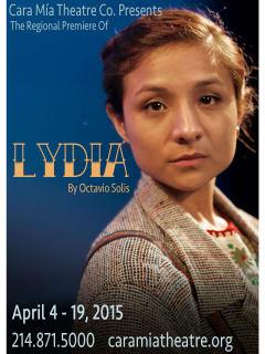 Cara Mia Theatre Co. presents Lydia