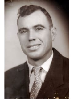 Slain Dallas police officer J.D. Tippit