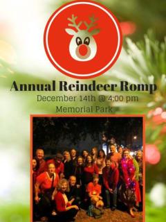 Bayou City Outdoors Third Annual Reindeer Romp