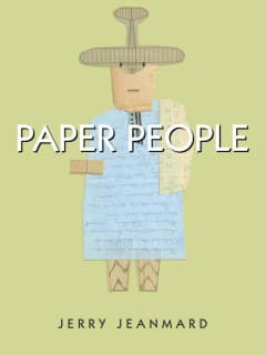 Book signing and artist reception: Paper People by  Jerry Jeanmard
