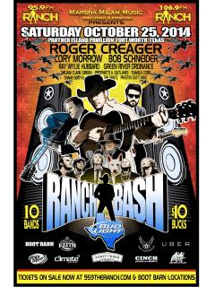 Ranch Bash 2014