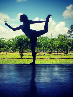 Haak Vineyards & Winery Fall Yoga Series