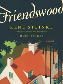 Book reading and signing: Friendswood by René Steinke