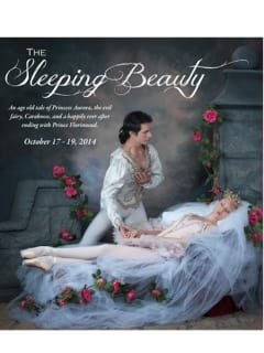 Bay Area Houston Ballet & Theatre presents Sleeping Beauty