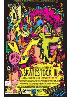 "Skatestock III ""Skate-Rock and Honor"""