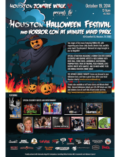Houston Halloween Fest & Horror Con