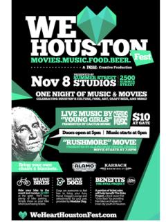 We Heart Houston Fest