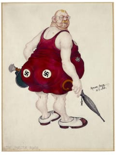 Dallas Holocaust Museum presents Arthur Szyk