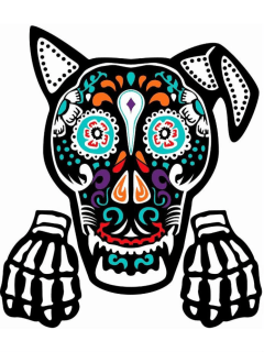 Day of the Dead for our Beloved Pets