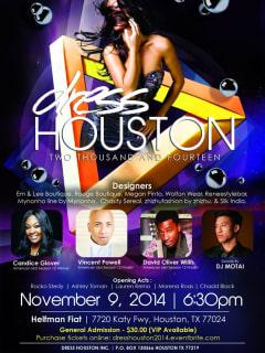 Dress Houston 2014
