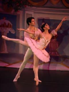 Bay Area Houston Ballet and Theatre presents The Nutcracker