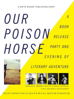 ook release Our Poison Horse by Derrick C Brown