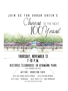 """Urban Green hosts """"Cheers to the Next 100 Years"""""""