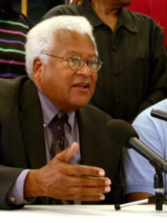 "Lecture: ""Recovering a Vision of Gandhi and His Meaning for the 21st Century"" by Reverend James Lawson Jr."