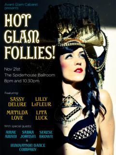 Avant Glam Cabaret presents Hot Glam Follies
