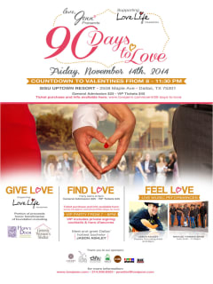 90 Days to Love Party