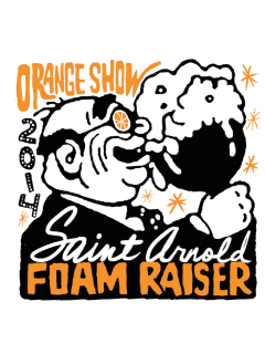 2014 Saint Arnold Foam Raiser