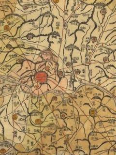 Identity and Visual Arts: Antiquarian Korean Maps