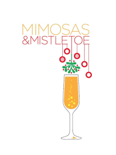 """The Health Museum's Young Professionals Circle hosts """"Mimosas and Mistletoe"""""""